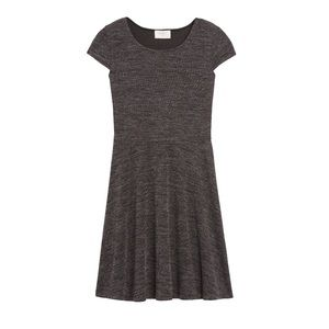 Everly dark gray/charcoal dress